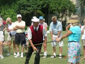 2008 Golf Clinic
