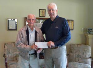 2013 Donation From Senator Dick Elliott