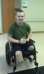 U.S. Marine Corp CPL.Garrett Carnes