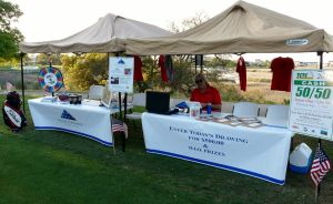 2015 Folds of Honor Spring fundraiser at Tidewater