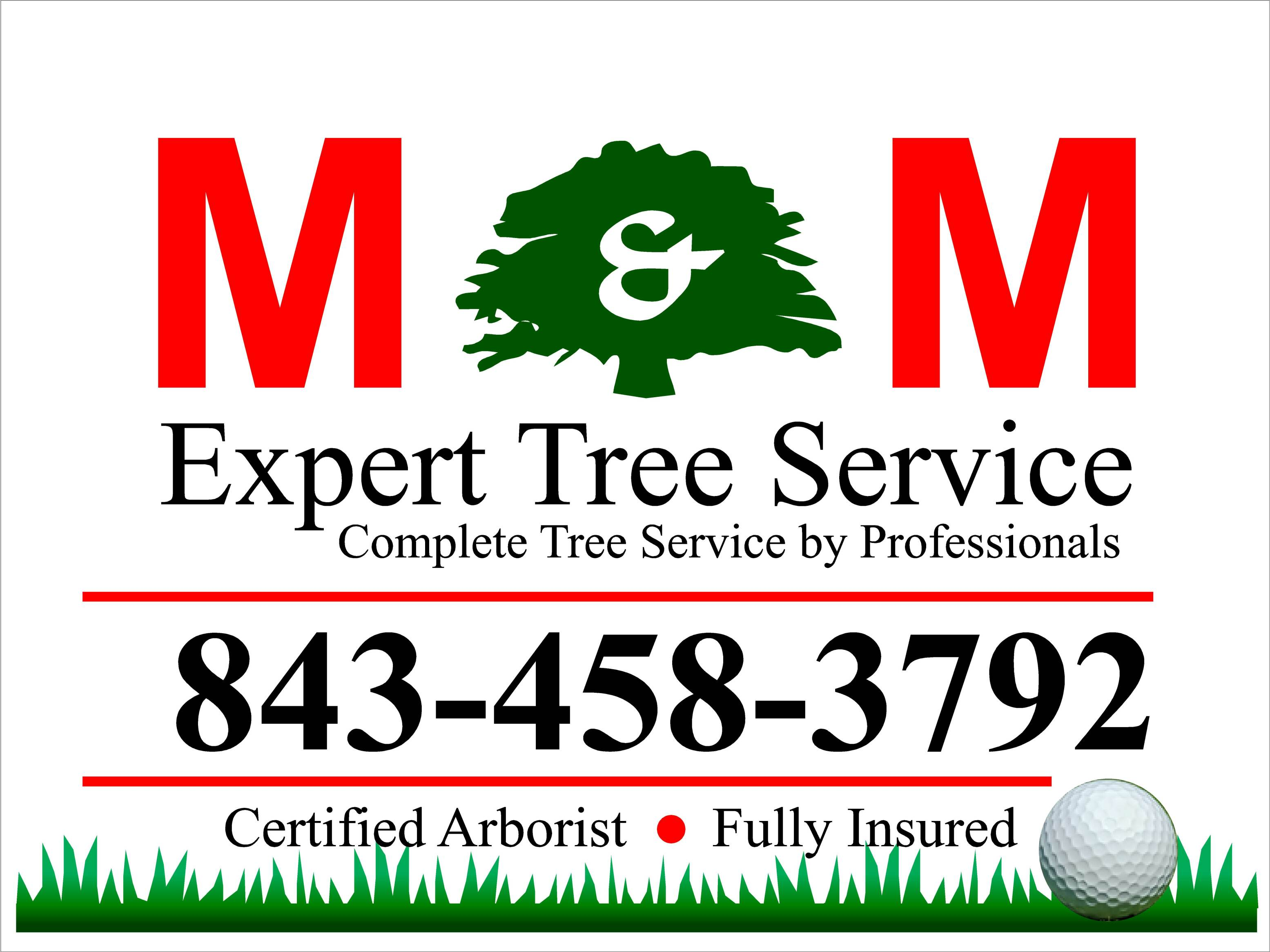 M and M tree service