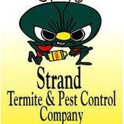 Strand Termite and Pest contro'