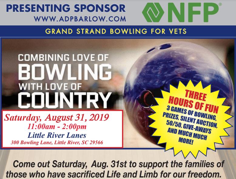 Bowling for Veterans